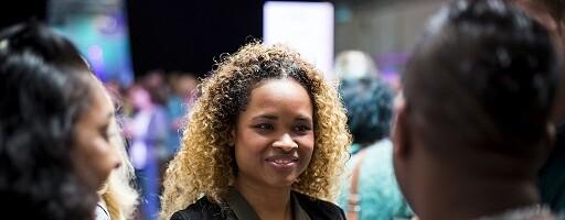 ExpEx met Jong Ouderschap Onbedoeld Zwanger op congres 'Jong en Ouder'