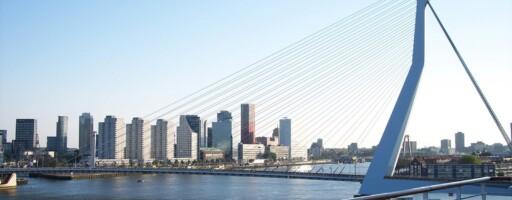 206 Rotterdam bridge