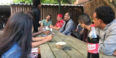 Ervaringsdeskundige jonge vluchtelingen