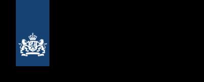 Logo van het ministerie van Volksgezondheid, Welzijn en Sport (VWS)