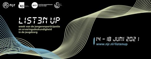 ListenUP cover